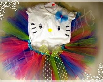 Hello Kitty Tutu Outfit