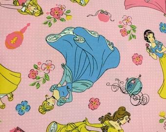 Pink Princess Pillow