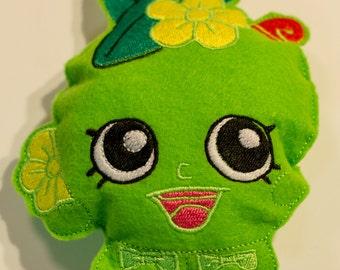 Apple Blossom Shopkin Stuffie