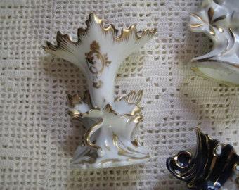 A porcelain wedding vase