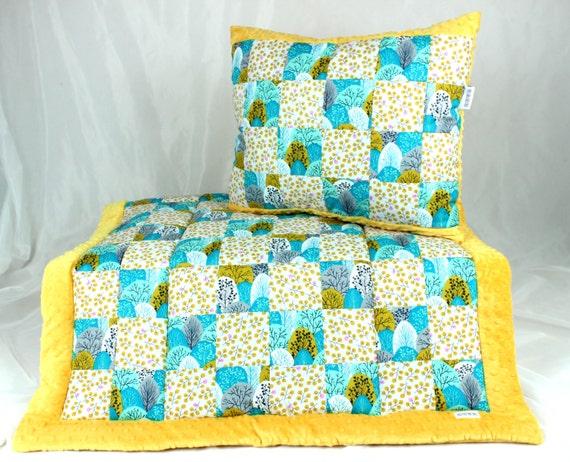 baby quilt blanket patchwork overlay throws pillow bedding set. Black Bedroom Furniture Sets. Home Design Ideas