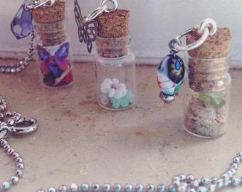 Elements mini jars