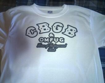 CBGB Retro Tshirt