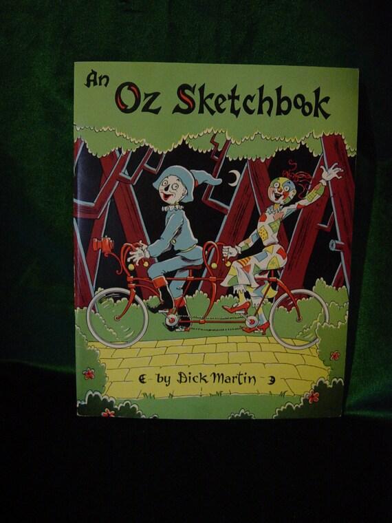 The Oz Sketchbook