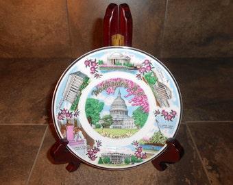 Washington D.C. Collectible Plate