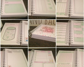 3 Months Food Diary - Weight Watchers Compatible