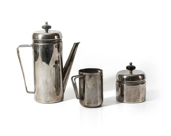 Vintage Silverplated Coffee Set