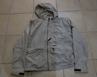 The North Face Off-White Windbreaker (L)