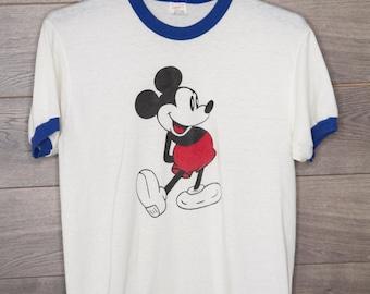 Vintage Mikey Mouse t shirt