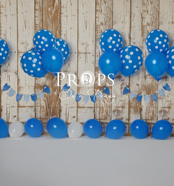 1st Year Cake Smash Digital Backdrops Boy And Girl Photography