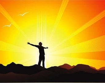 Aura Energy healing