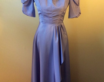 Vintage 1970's dress/ gown