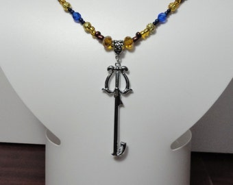 Three Wishes Keyblade Necklace