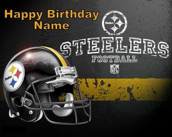 Steelers birthday Etsy