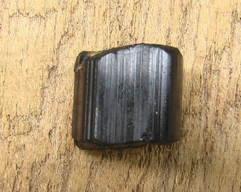Natural Black Tourmaline Stick