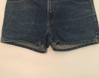 King Gee denim shorts