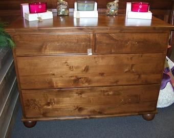 Alder Wood Dresser
