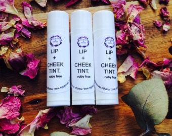 Vegan Lip + Cheek Tint