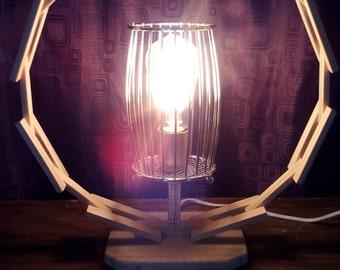 lamp bulb Edison bracelet