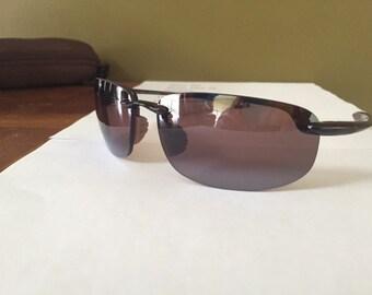 NEW Maui Jim Sunglasses Tortoise Rose Hookipa Polarized Lens R407-10