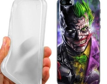 Iphone case cover joker clash 5 5s