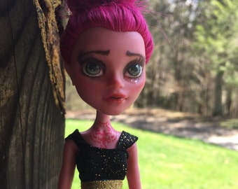 Crying OOAK Monster High Doll