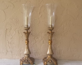 Uplight Table Torchiere Lamps