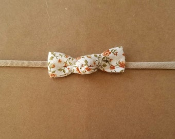 BUY 1 GET 1 FREE vintage floral hair bow