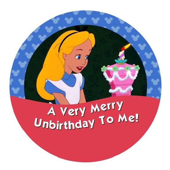 8227b4da A Very Merry Unbirthday: A Very Merry Unbirthday To Me Options Alice In  Wonderland