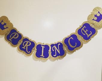 Royal Prince Banner