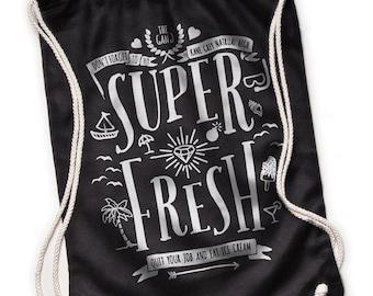 Super fresh - gym bags