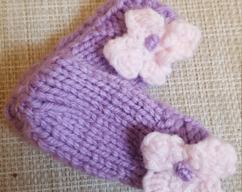Newborn mittens