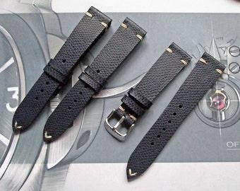 20mm Blue minimalist strap