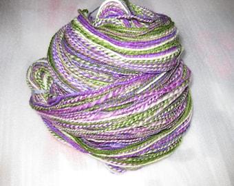 Handspun Yarn 100% Superwash Merino - 255yds