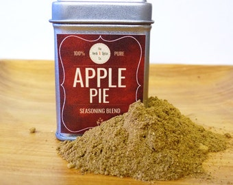 Apple Pie Seasoning Blend *SUGAR FREE*