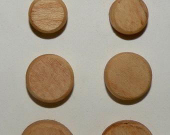 Earrings- Maple