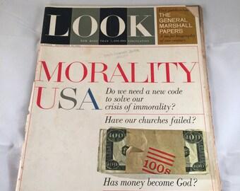 Look Magazine from September 24, 1963