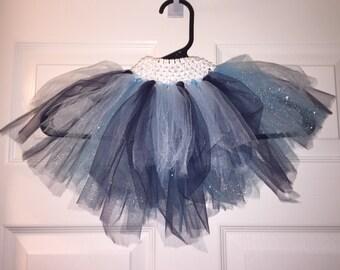 Blue Fairy Tutu 0-12m