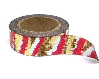 Glam Rock Foil Washi Tape
