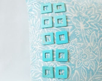 Print With Turquoise