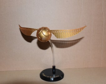 Golden Snitch Harry Potter Props Collection Golden snitch