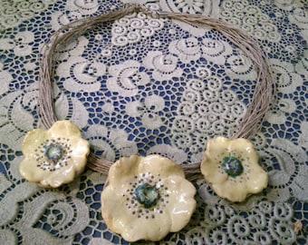 Romantic's necklace
