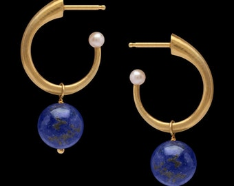 Gold Plated Earring Zenith