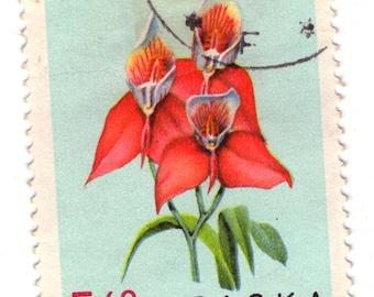 Polish postage stamp 5 60 zl 1965