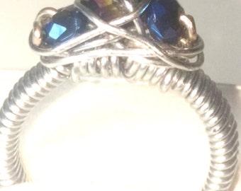 Princess Style Ring (Custom Sized)