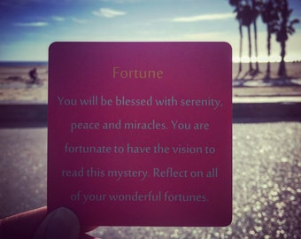 Inspiration Mantra Cards