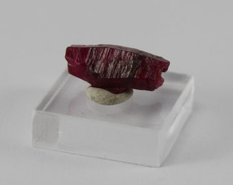 Ruby crystal 5.45 ct
