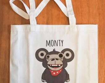 Small Monty Tote Bag