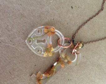 Wildflower Lock & Key