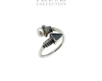 Barge silver.925 bead #BA - 200